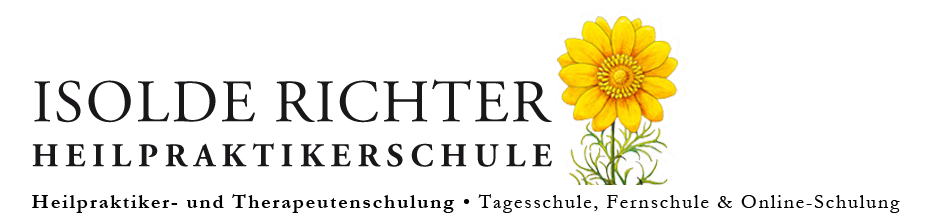 Forum der Heilpraktikerschule Isolde Richter